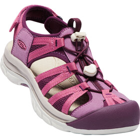 Keen Venice II H2 sandaalit Naiset, grape kiss/red violet